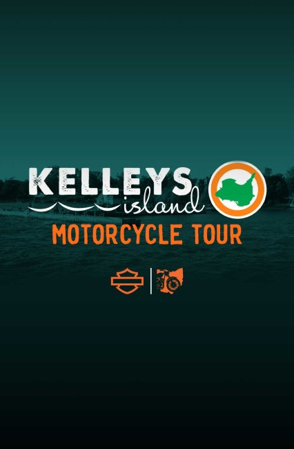 Kelleys Island Motorcycle Tour