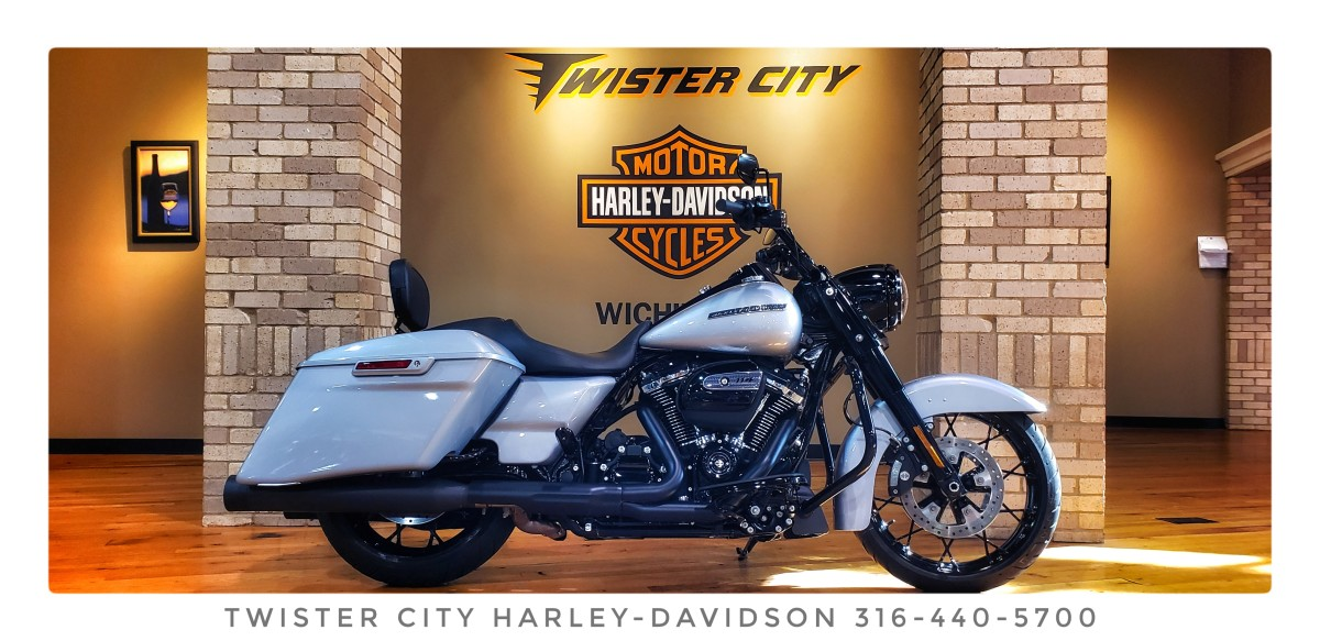 2020 Harley-Davidson® Road King® Special : FLHRXS for sale near Wichita, KS