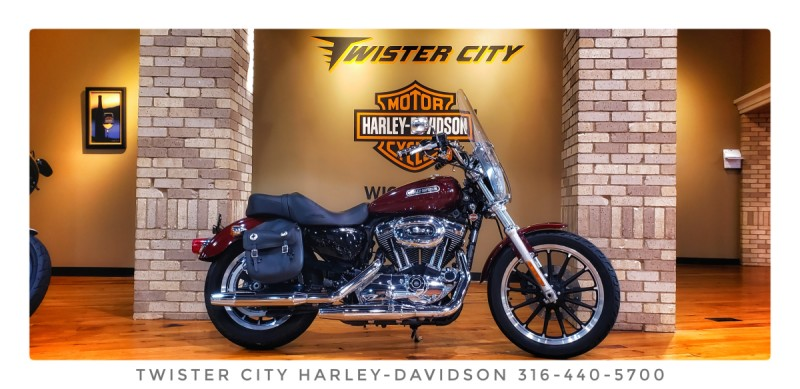 2008 Harley-Davidson® Sportster® 1200 Low : XL1200L for sale near Wichita, KS