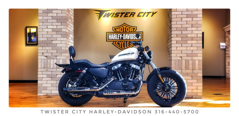 2020 Harley-Davidson® Forty-Eight® : XL1200X for sale near Wichita, KS