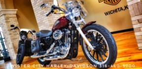 2008 Harley-Davidson® Sportster® 1200 Low : XL1200L for sale near Wichita, KS thumb 1