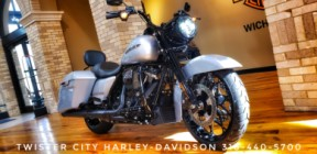 2020 Harley-Davidson® Road King® Special : FLHRXS for sale near Wichita, KS thumb 1