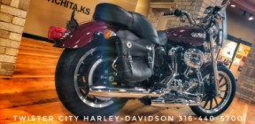 2008 Harley-Davidson® Sportster® 1200 Low : XL1200L for sale near Wichita, KS thumb 0