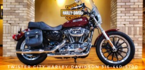 2008 Harley-Davidson® Sportster® 1200 Low : XL1200L for sale near Wichita, KS thumb 2
