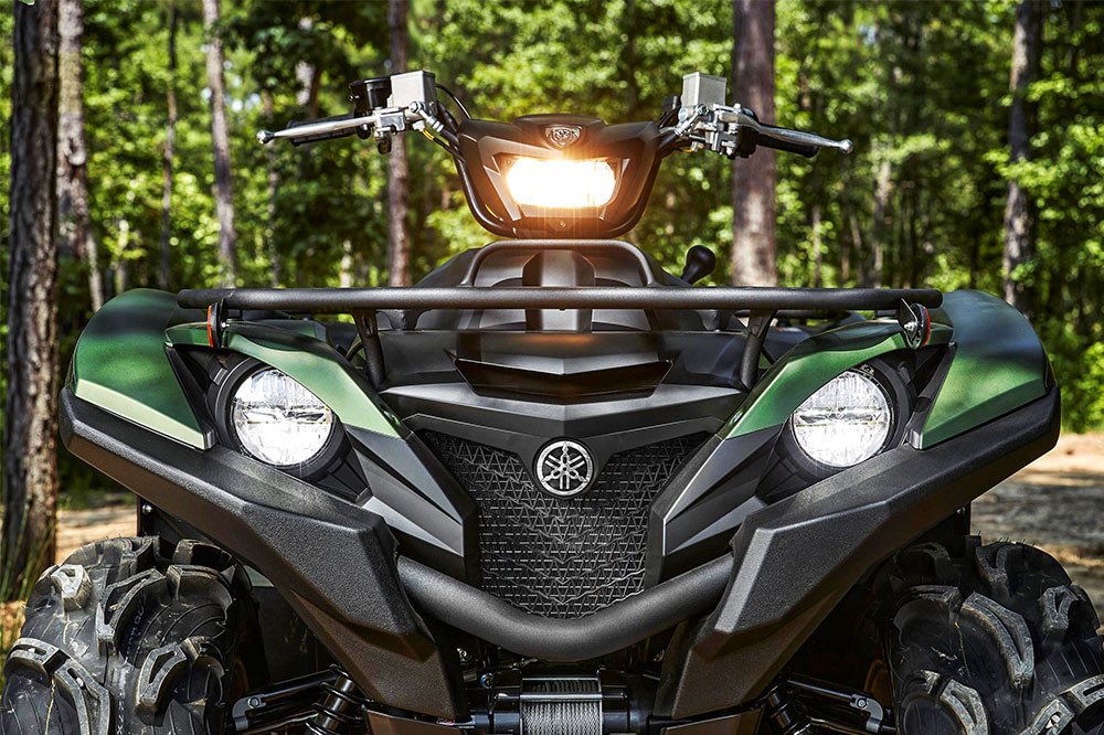 2021 Grizzly EPS XT-R Instagram image 2