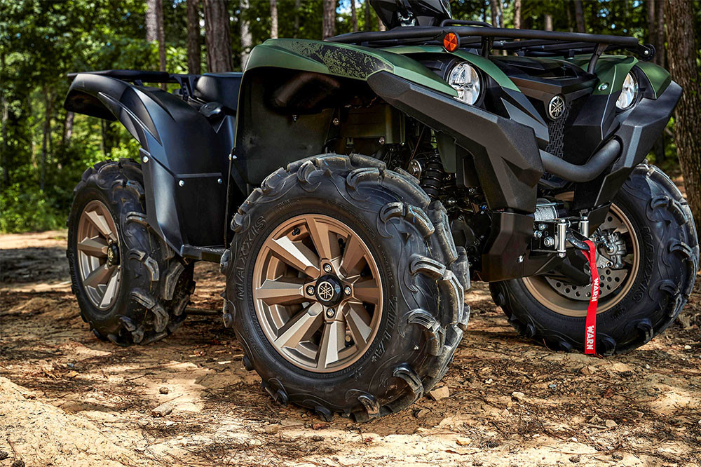 2021 Grizzly EPS XT-R Instagram image 3