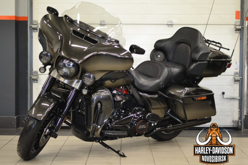 CVO Limited (Black Earth Fade) 2018