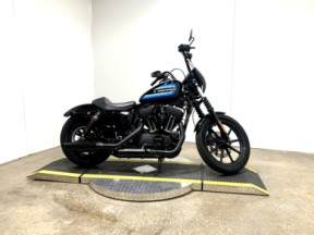 2019 Harley-Davidson® Iron 1200™ XL1200NS thumb 1