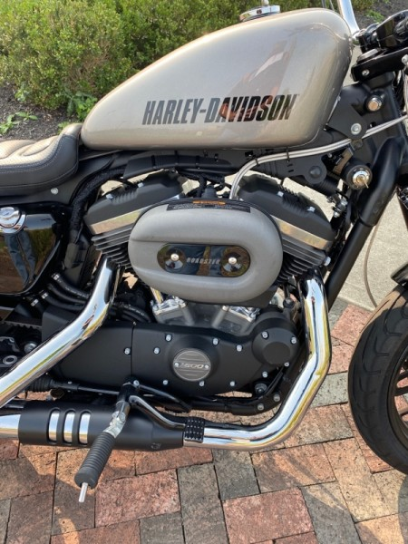 2016 Harley Davidson ROADSTER XL1200CX