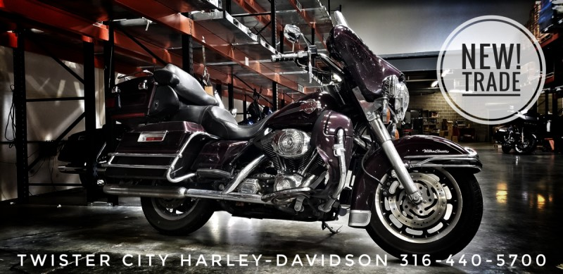 2006 Harley-Davidson® Electra Glide® Ultra Classic® : FLHTC-UI for sale near Wichita, KS