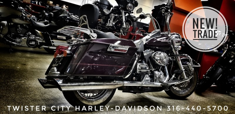 2006 Harley-Davidson® Road King® : FLHR-I for sale near Wichita, KS