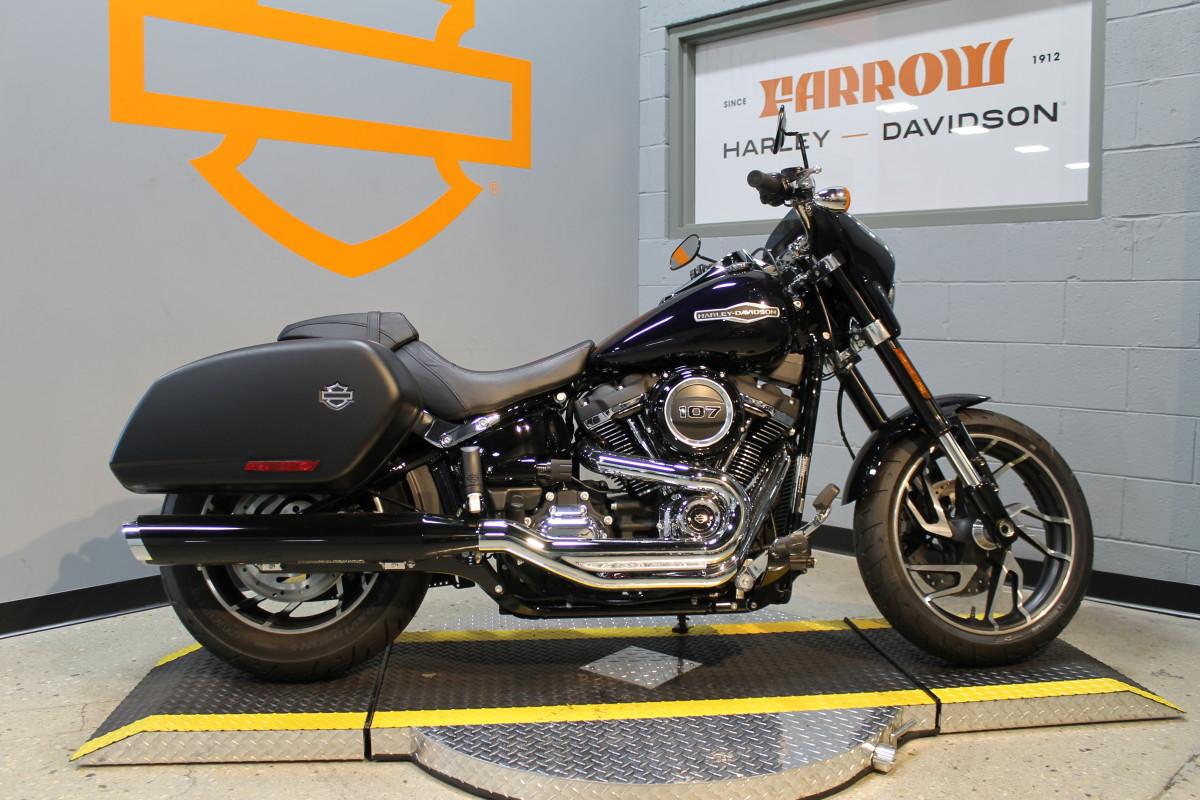 Is Harley-Davidsons New Naked Sport Bike Called