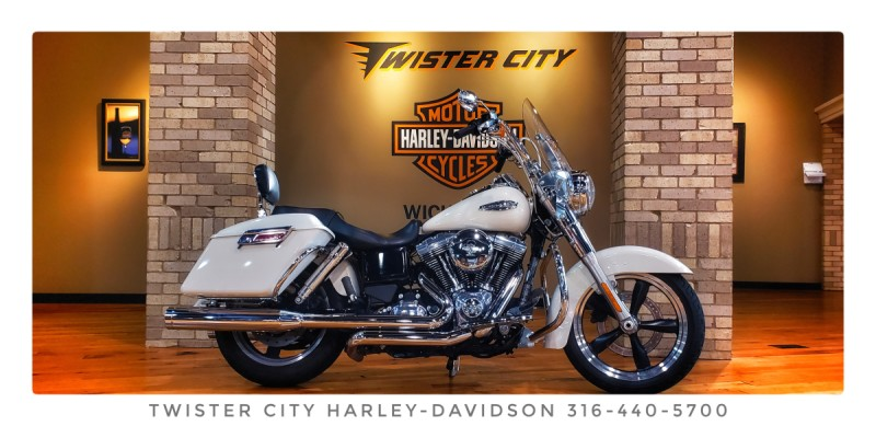 2014 Harley-Davidson® Switchback™ : FLD103 for sale near Wichita, KS