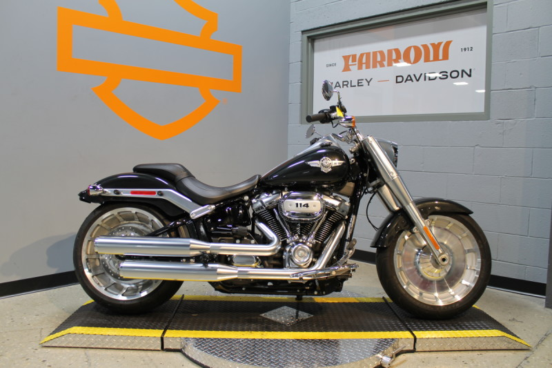 2018 Harley-Davidson® Fat Boy® 114