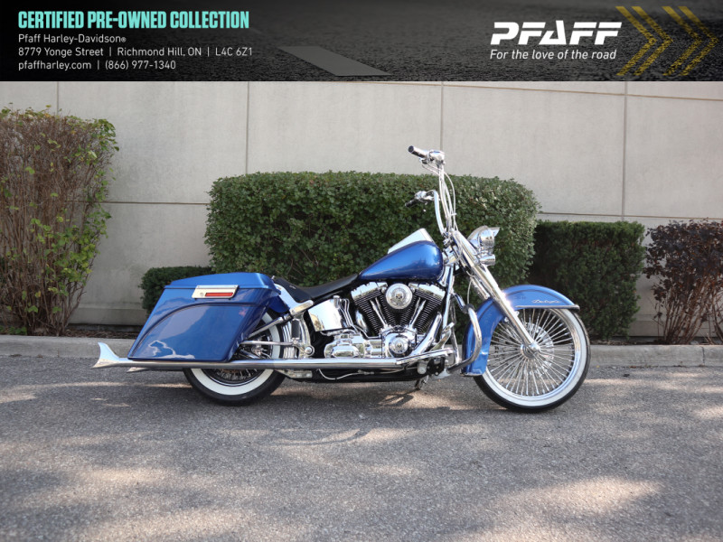 2011 Harley-Davidson® Softail® Deluxe