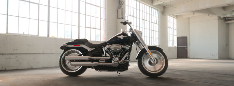 2019 Harley-Davidson® Fat Boy® 114
