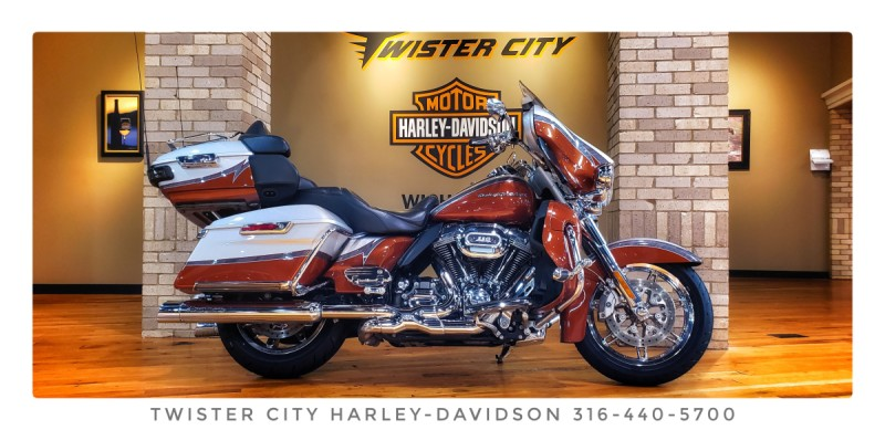 2014 Harley-Davidson® CVO™ Electra Glide Ultra Limited® : FLHTKSE for sale near Wichita, KS