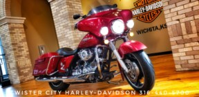 2012 Harley-Davidson® Street Glide® : FLHX for sale near Wichita, KS thumb 1