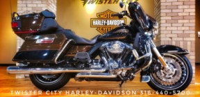 2013 Harley-Davidson® Electra Glide® Ultra Limited Anniversary : FLHTK-ANV for sale near Wichita, KS thumb 2