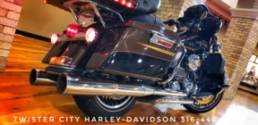 2013 Harley-Davidson® Electra Glide® Ultra Limited Anniversary : FLHTK-ANV for sale near Wichita, KS thumb 0