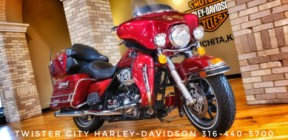 2008 Harley-Davidson® Electra Glide® Ultra Classic® : FLHTCU for sale near Wichita, KS thumb 1