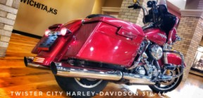 2012 Harley-Davidson® Street Glide® : FLHX for sale near Wichita, KS thumb 0