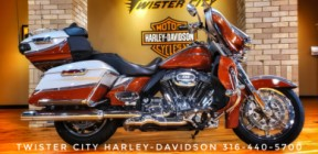 2014 Harley-Davidson® CVO™ Electra Glide Ultra Limited® : FLHTKSE for sale near Wichita, KS thumb 2