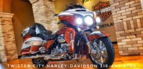 2014 Harley-Davidson® CVO™ Electra Glide Ultra Limited® : FLHTKSE for sale near Wichita, KS thumb 1