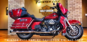 2008 Harley-Davidson® Electra Glide® Ultra Classic® : FLHTCU for sale near Wichita, KS thumb 2