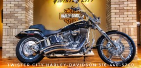 2003 Harley-Davidson® CVO™ Softail® Deuce® : FXSTDSE for sale near Wichita, KS thumb 2