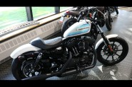 Used Low Mileage 2018 Harley-Davidson® Sportster Iron 1200 Cruiser