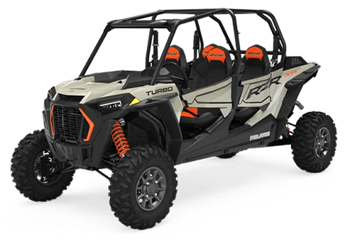 2021 RZR XP 4 Turbo