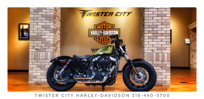 2011 Harley-Davidson® Forty-Eight® : XL1200X for sale near Wichita, KS