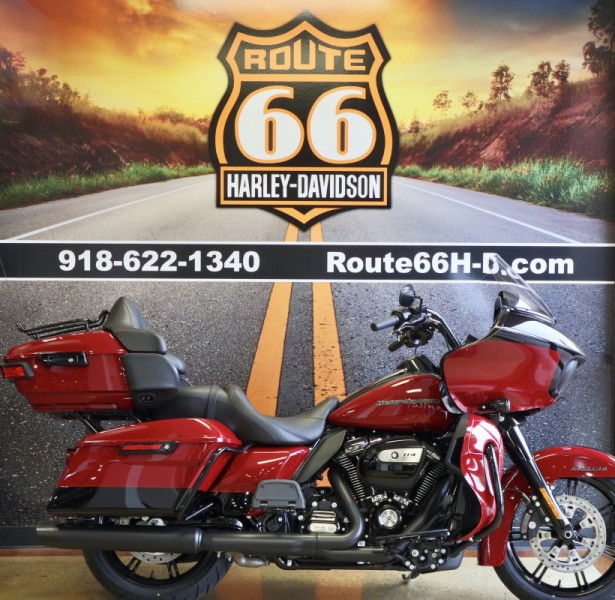 Billiard Red/Vivid Black 2020 Harley-Davidson® Road Glide® Limited FLTRK