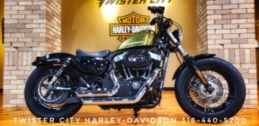 2011 Harley-Davidson® Forty-Eight® : XL1200X for sale near Wichita, KS thumb 2