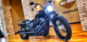 2019 Harley-Davidson® Street Bob® : FXBB for sale near Wichita, KS thumb 1
