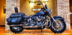 2016 Harley-Davidson® Heritage Softail® Classic : FLSTC103 for sale near Wichita, KS thumb 2