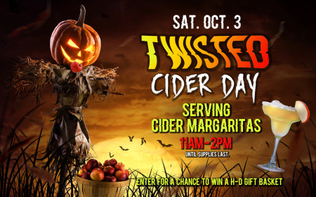 Twisted Cider