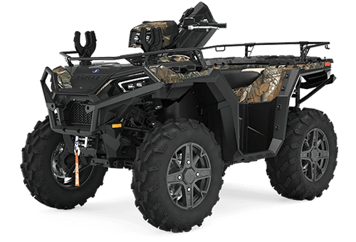 2021 Sportsman XP 1000 Hunt Edition