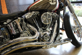 Custom Paint 2011 Harley-Davidson® Fat Boy® FLSTF thumb 3
