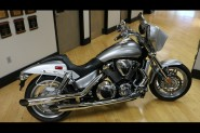 Used 2005 Honda VTX1800F2 Crusier With Custom Parts