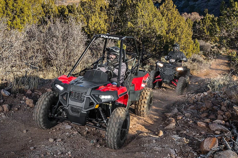 2021 Polaris ACE 150 EFI Instagram image 6