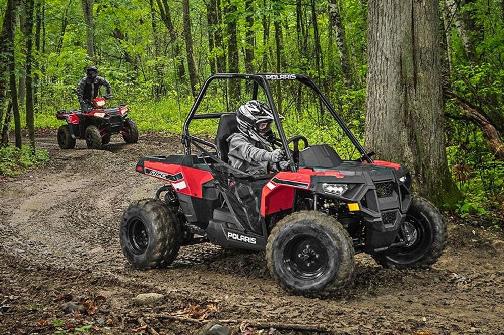 2021 Polaris ACE 150 EFI Instagram image 3