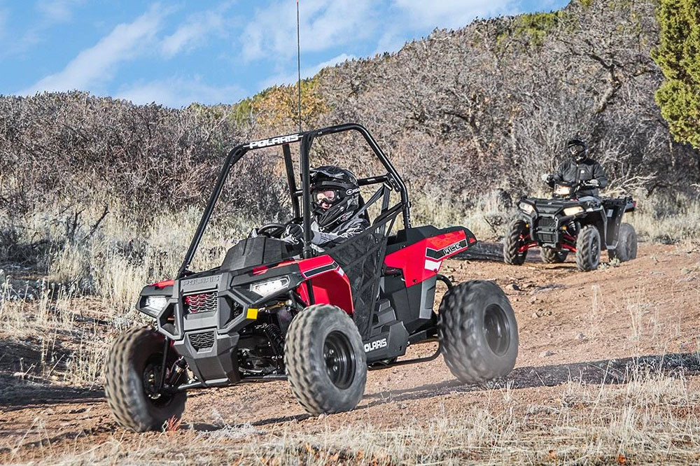 2021 Polaris ACE 150 EFI Instagram image 4