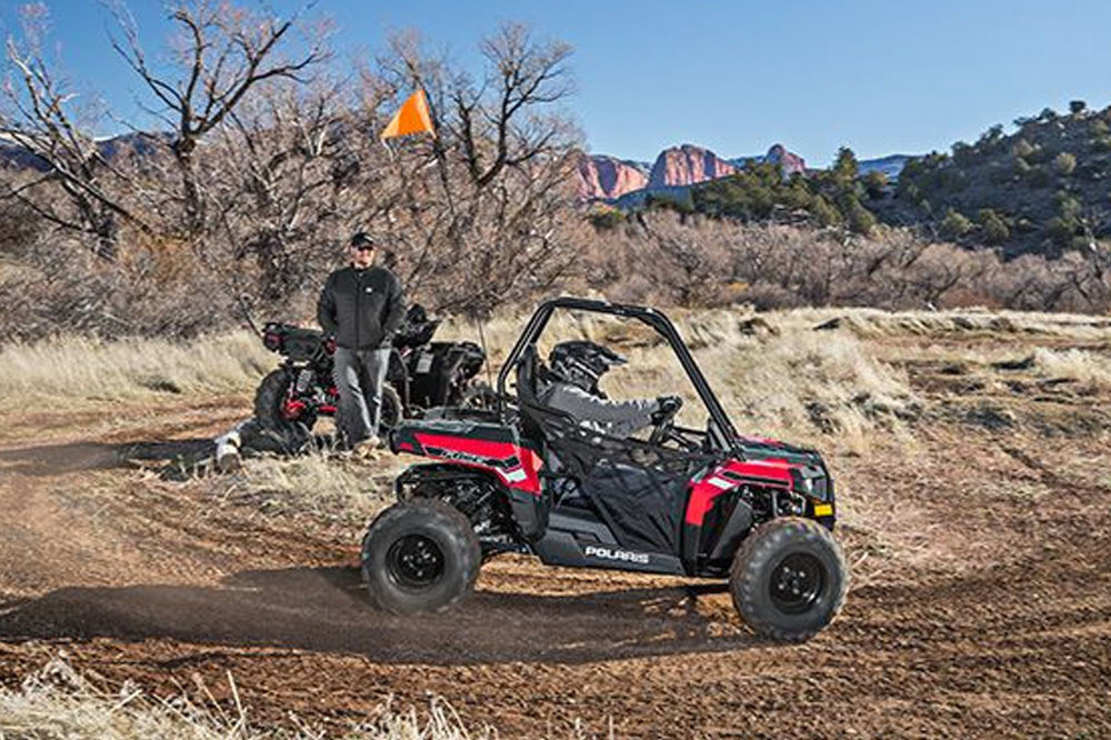 2021 Polaris ACE 150 EFI Instagram image 1
