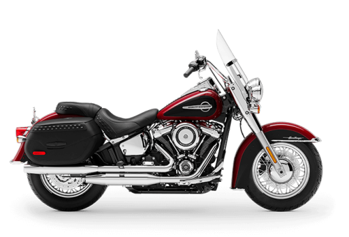 2020 H-D FLHC Softail Heritage Classic 107ci