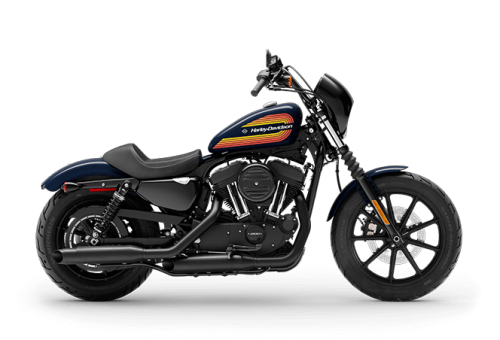Harley-Davidson<sup>®</sup> Iron 1200<sup>™</sup> 2020 XL 1200NS 436917 BLACK
