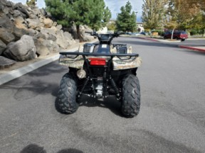 2021 KAWASAKI BRUTE FORCE 750 4X4I EPS  thumb 0