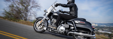 Find the 2020 Harley-Davidson Road King near Deville LA