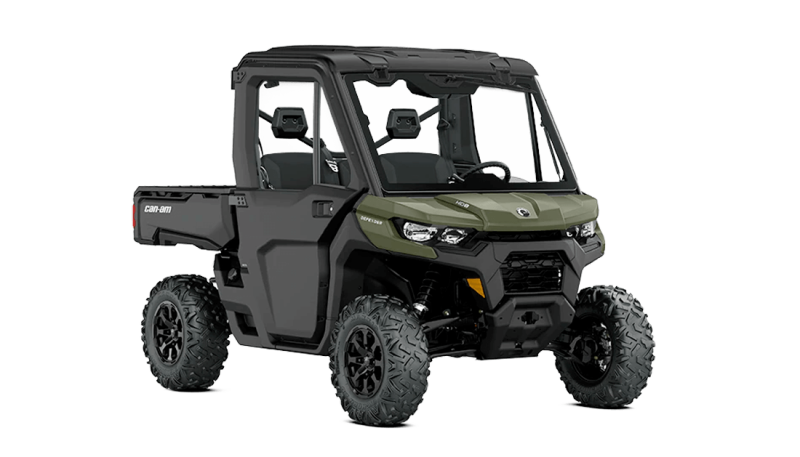 2021 Can-Am 2021 Defender DPS CAB